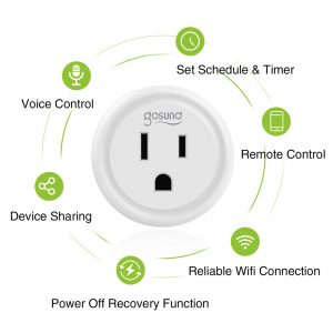 """Display it google SERP results when it search for """"Mini Smart Plug 10 A"""""""